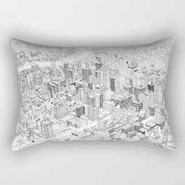 Philadelphia Rectangular Pillow