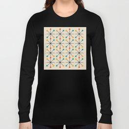 Midcentury Pattern 02 Long Sleeve T-shirt