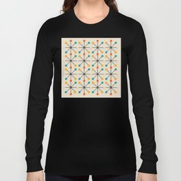 Midcentury Pattern 02 Long Sleeve T-shirt