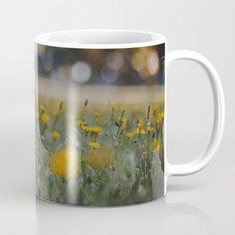 Yellow Summer Coffee Mug