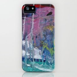 come on iPhone Case