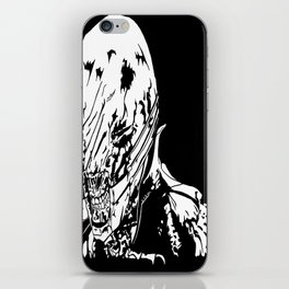 Hellraiser's Chatterer iPhone Skin