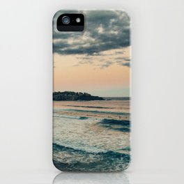 Australian landscapes - Bondi Beach iPhone Case