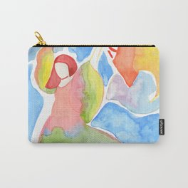 Scarf Dance Carry-All Pouch