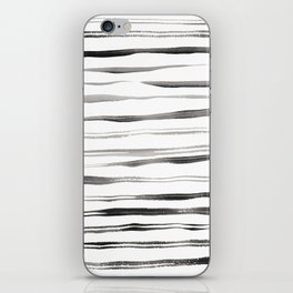 Between the lines iPhone Skin
