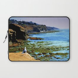 The world Is So Big And I Am So Small ~Southern California Laptop Sleeve