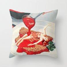 350 Fahrenheit Throw Pillow
