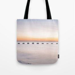 Dusk Sea Tote Bag