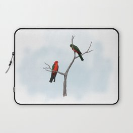 King Parrots Laptop Sleeve
