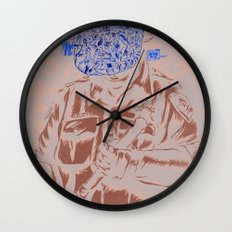 Spray Cop Volume Two Wall Clock