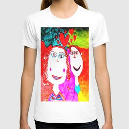 LOVE iN CHiLDHOOD T-shirt