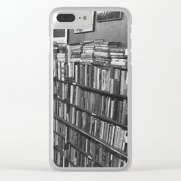 Westsider Clear iPhone Case