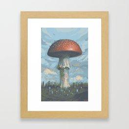 Nature FTW Framed Art Print