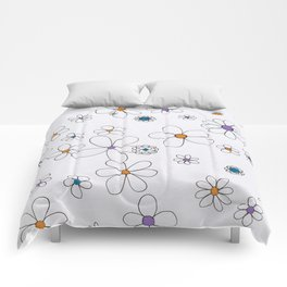 Bloomin' Gorgeous Comforters