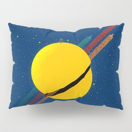 033 Rocket to the moon!!! Pillow Sham