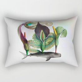 Rhinodon arum Rectangular Pillow