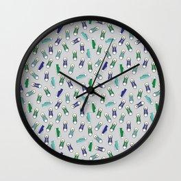 Cons Wall Clock