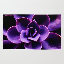 Ultraviolet Succulent Plant #decor #society6 #homedecor Rug