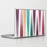 the strokes Laptop & iPad Skins featuring Brush strokes by eDrawings38