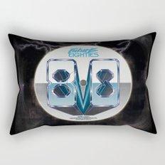 Future 80s Rectangular Pillow