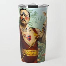 the strongest man of the world Travel Mug
