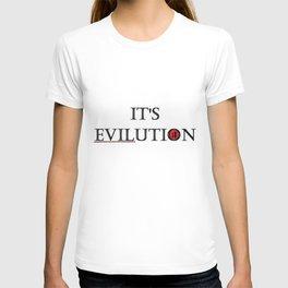 its evilution T-shirt