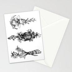 In Bloom - herbarium Stationery Cards