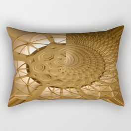 centripetal course 690 Rectangular Pillow
