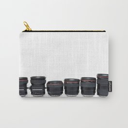 Camera Lenses Carry-All Pouch