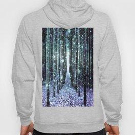 Magical Forest Lavender Aqua/Teal Hoody