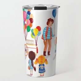 Balloon Stand Travel Mug