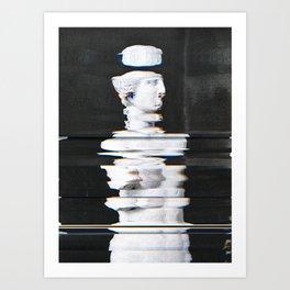 Digitex Triacotine 16 Art Print