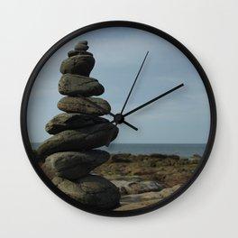 Ocean Zen Wall Clock
