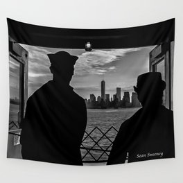 Veteran's Day NYC Wall Tapestry