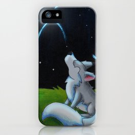 Fireworks Show iPhone Case