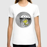 woodstock T-shirts featuring Don't rain on my parade by butterflyandbear
