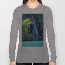 Tearful Rock Long Sleeve T-shirt