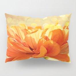 Glowing Marigold Pillow Sham