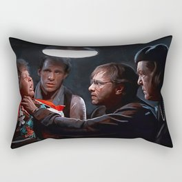 The Fratelli Interrogation Of Chunck - The Goonies Rectangular Pillow