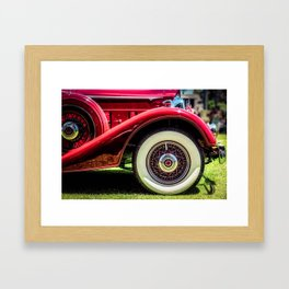 The Thirties Framed Art Print