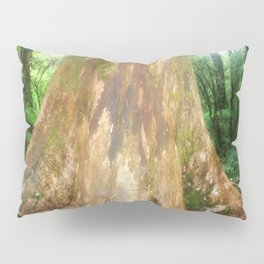 "Mountain Ash Tree (Aka ""The Big Boy"") Pillow Sham"