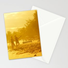 Mui ne beach Stationery Cards