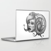 ram Laptop & iPad Skins featuring Ram by Tooth & Arrow Co