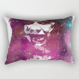 Galaxy Linda Blair Regan MacNeil The Exorcist Rectangular Pillow