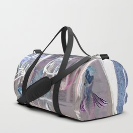 Bottled Mermaids Duffle Bag