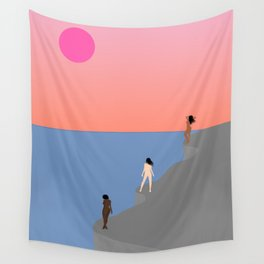 Persephone's Sirens Wall Tapestry