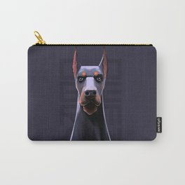 DOBERMAN Carry-All Pouch