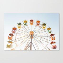 Summertime Fun Canvas Print
