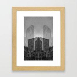 Reversal #1 Framed Art Print