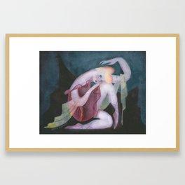Au Repos Framed Art Print